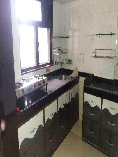 Kitchen Image of 650 Sq.ft 1 BHK Apartment for rent in Dahisar West for 17000