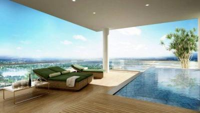 Gallery Cover Image of 4700 Sq.ft 4 BHK Apartment for buy in Embassy Lake Terraces, Hebbal Kempapura for 52300000