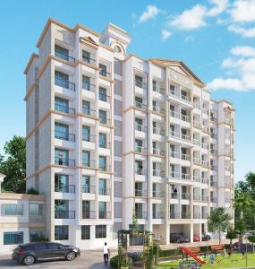Gallery Cover Image of 680 Sq.ft 1 BHK Apartment for buy in Sadguru The Address Phase 1 Wing A, Badlapur West for 3150000