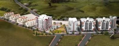 Gallery Cover Image of 2250 Sq.ft 4 BHK Villa for buy in Morya Gardens, Vaibhav Nagar for 10000000