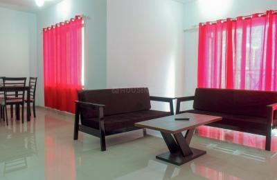 Living Room Image of PG 4643748 Hinjewadi in Hinjewadi