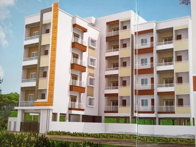 Gallery Cover Image of 1015 Sq.ft 2 BHK Apartment for buy in Mahadevapura for 5550000