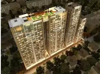 Gallery Cover Image of 997 Sq.ft 2 BHK Apartment for buy in MICL Aaradhya Nine, Ghatkopar East for 17500000
