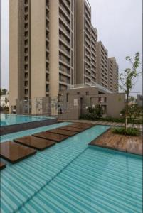 Gallery Cover Image of 1561 Sq.ft 3 BHK Apartment for buy in Goyal Orchid Greens, Kannuru for 9500000