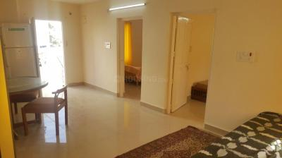Gallery Cover Image of 620 Sq.ft 2 BHK Independent Floor for rent in Karkhana for 18000