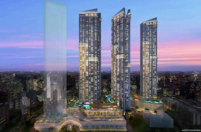 Gallery Cover Image of 684 Sq.ft 2 BHK Apartment for buy in Sheth Auris Ilaria, Malad West for 13900000