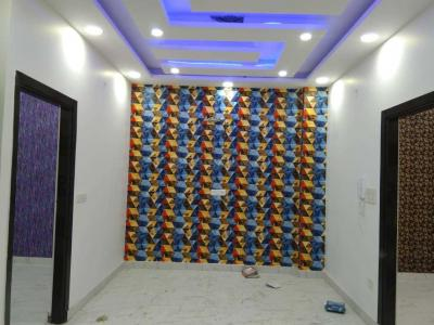 Gallery Cover Image of 950 Sq.ft 3 BHK Independent Floor for rent in Uttam Nagar for 12000