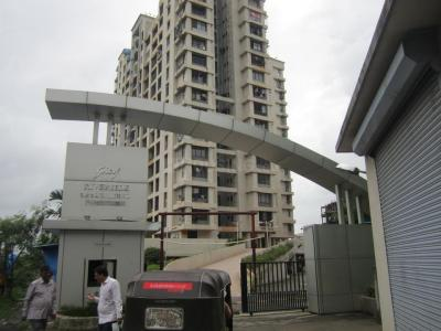 Gallery Cover Image of 1125 Sq.ft 2 BHK Apartment for rent in Kalyan West for 15000