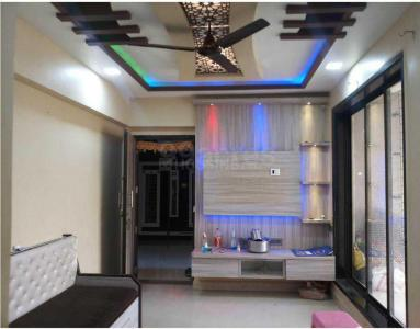 Gallery Cover Image of 650 Sq.ft 1 BHK Apartment for buy in Kalyan West for 5400000