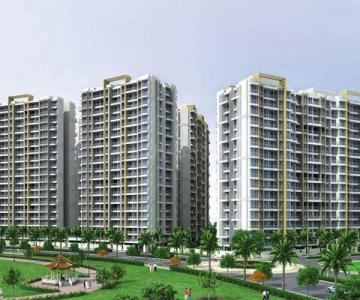 Gallery Cover Image of 975 Sq.ft 2 BHK Apartment for buy in Gurukrupa Guru Atman, Kalyan West for 6300000
