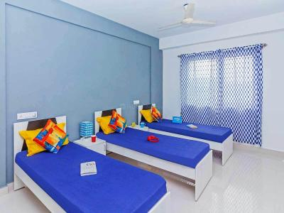 Bedroom Image of Zolo Backpackers in Electronic City