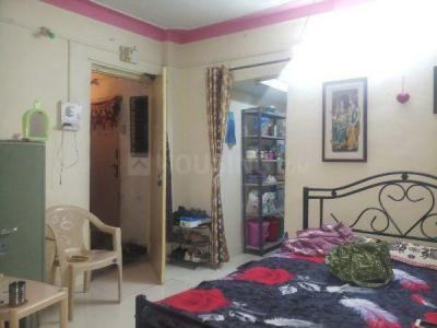 Gallery Cover Image of 500 Sq.ft 1 BHK Apartment for rent in Dhankawadi for 7000