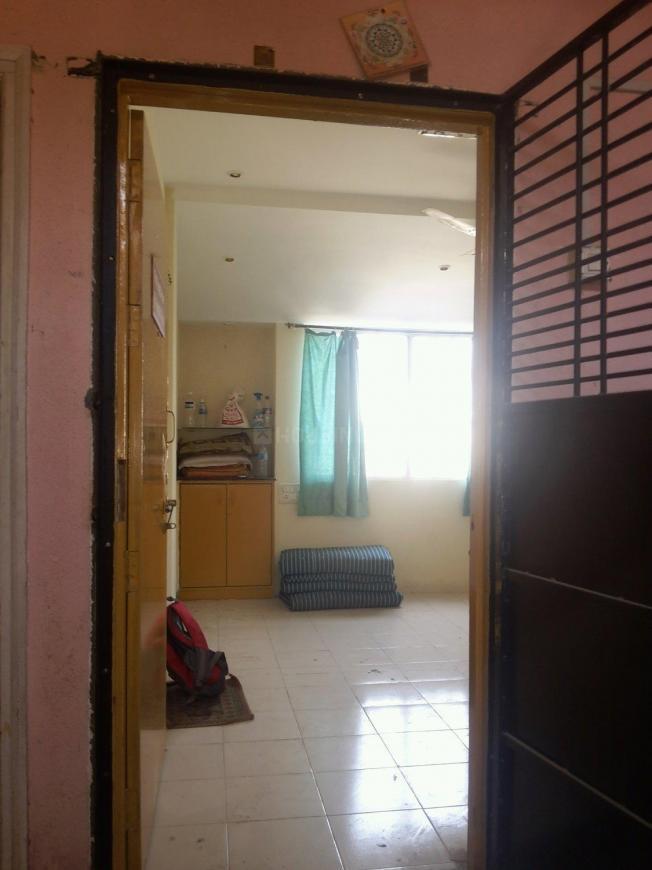 Main Entrance Image of 850 Sq.ft 2 BHK Apartment for rent in Karve Nagar for 15000