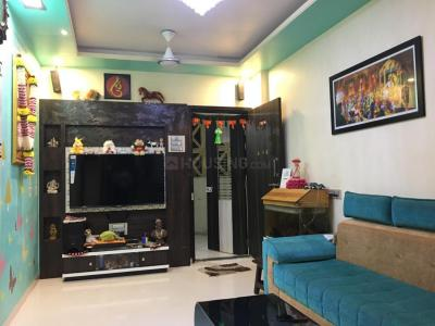 Gallery Cover Image of 645 Sq.ft 1 BHK Apartment for buy in Shilphata for 4500000