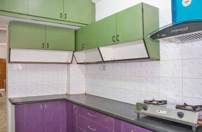 Kitchen Image of Flat No: B3_samitha Manor in Mahadevapura