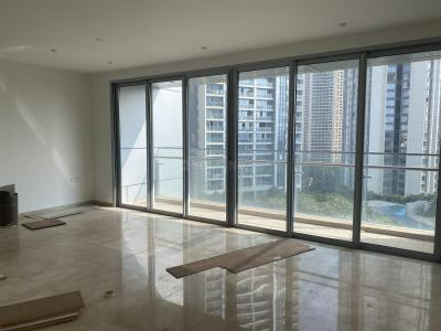 Gallery Cover Image of 1860 Sq.ft 3 BHK Apartment for rent in Goregaon East for 115000