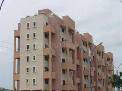 Gallery Cover Image of 650 Sq.ft 1 BHK Apartment for rent in Heliconia, Hadapsar for 13000