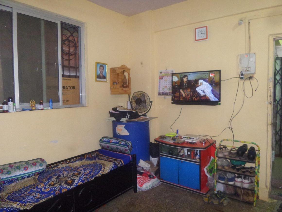 Bedroom Image of 310 Sq.ft 1 RK Apartment for buy in Thane West for 1500000