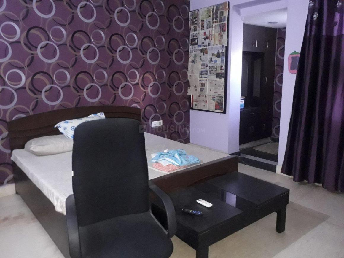 Bedroom Image of 1200 Sq.ft 2 BHK Independent House for rent in Sushant Lok I for 34000
