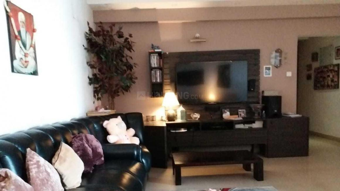 Living Room Image of 1613 Sq.ft 3 BHK Apartment for buy in Tangra for 12800000