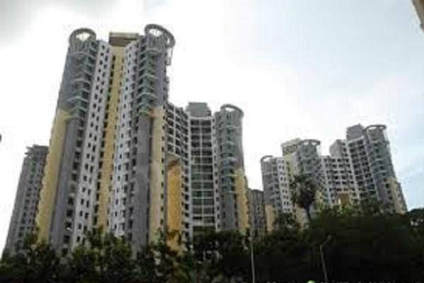 Building Image of 1296 Sq.ft 3 BHK Apartment for rent in Mulund West for 46000
