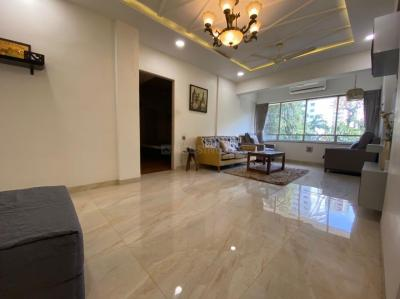 Gallery Cover Image of 1350 Sq.ft 3 BHK Apartment for buy in Khar West for 58100000