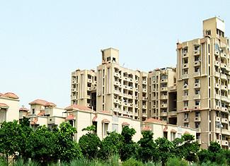Gallery Cover Image of 1050 Sq.ft 2 BHK Apartment for buy in Parsvnath Estate, Omega IV Greater Noida for 4000000