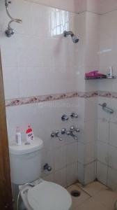 Bathroom Image of Girls PG in Sector 17