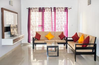 Living Room Image of 302-silkeen Apartment in Bilekahalli