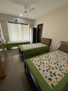 Bedroom Image of PG 4441891 Vile Parle East in Vile Parle East