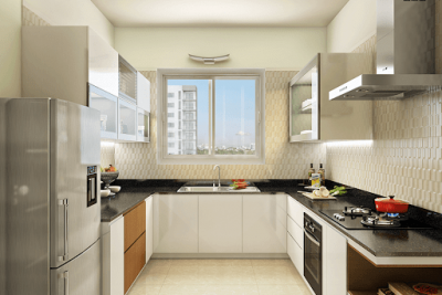 Gallery Cover Image of 2500 Sq.ft 4 BHK Apartment for buy in L And T Raintree Boulevard, Sahakara Nagar for 22400000
