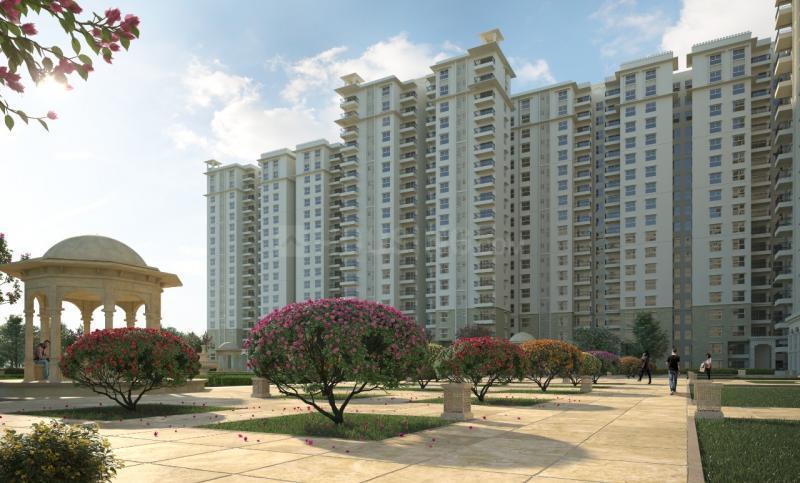 Building Image of 900 Sq.ft 1 BHK Apartment for buy in Krishnarajapura for 4900000