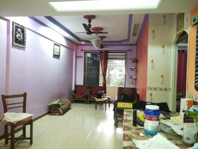 Gallery Cover Image of 963 Sq.ft 2 BHK Apartment for rent in Seawoods for 40000