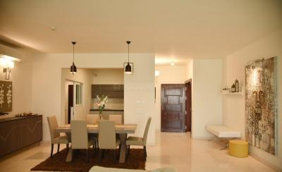 Gallery Cover Image of 2400 Sq.ft 3 BHK Apartment for buy in Karle Town Centre Zenith, Nagavara for 23000000