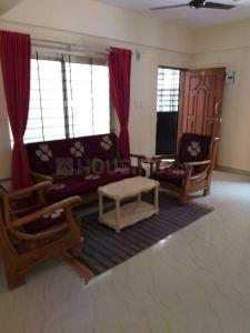 Gallery Cover Image of 750 Sq.ft 1 BHK Independent Floor for rent in Arakere for 14000