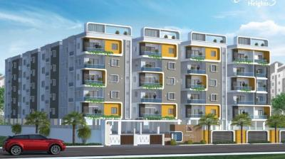 Gallery Cover Image of 1150 Sq.ft 2 BHK Apartment for buy in Moula Ali for 5175000