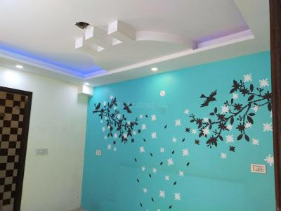 Gallery Cover Image of 900 Sq.ft 3 BHK Independent Floor for rent in Nawada for 16000