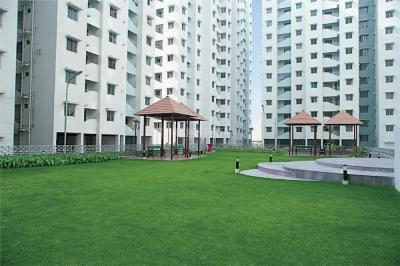 Gallery Cover Image of 612 Sq.ft 1 BHK Apartment for buy in Retreat at Godrej Prakriti, Sodepur for 2800000