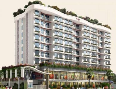 Gallery Cover Image of 763 Sq.ft 1 BHK Apartment for buy in Ghatkopar West for 13700000