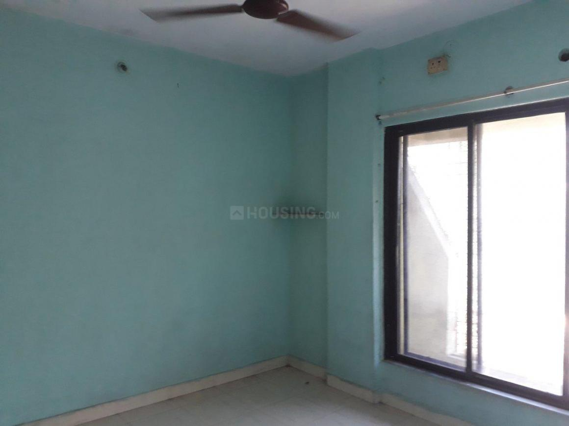 Bedroom Image of 550 Sq.ft 1 BHK Apartment for rent in Seawoods for 14000