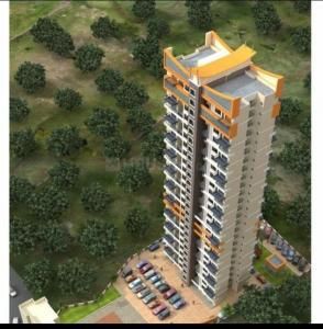 Gallery Cover Image of 720 Sq.ft 1 BHK Apartment for buy in Maa Jivdani Vaishnavi Highlife, Kalyan East for 4900000