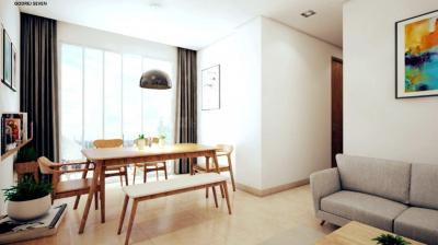 Gallery Cover Image of 817 Sq.ft 2 BHK Apartment for buy in Hanspukuria for 3850000