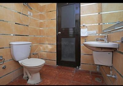 Bathroom Image of Ashwani PG in Sector 41