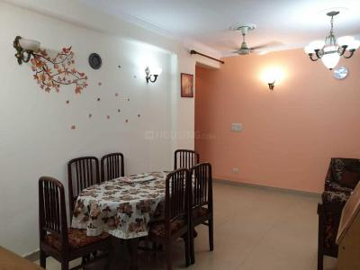 Gallery Cover Image of 1556 Sq.ft 3 BHK Apartment for rent in Sector 93 for 22000