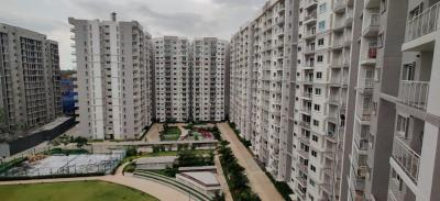 Gallery Cover Image of 1355 Sq.ft 3 BHK Apartment for buy in L And T Raintree Boulevard Phase 2, Hebbal for 13200000