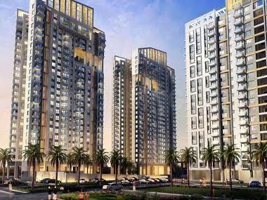 Gallery Cover Image of 947 Sq.ft 2 BHK Apartment for rent in Tata Eden Court Primo, New Town for 17000