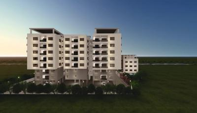 Gallery Cover Image of 1202 Sq.ft 2 BHK Apartment for buy in Krithika Sheshadris Silver Oak, Uppal for 4400000