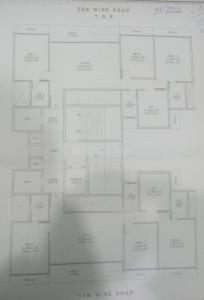 Gallery Cover Image of 2150 Sq.ft 3 BHK Apartment for buy in Seawoods for 32500000