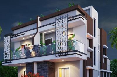 Gallery Cover Image of 1105 Sq.ft 3 BHK Independent House for buy in Ahmed Nagar for 5500000