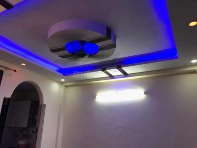 Hall Image of 1000 Sq.ft 2 BHK Independent Floor for buy in NEB Valley Society, Neb Sarai for 3500000